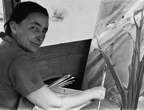 Georgia O'Keeffe – A Life In Art